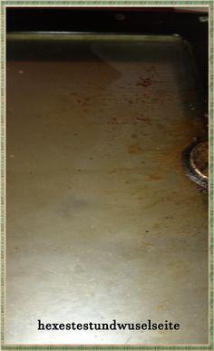 Hält der Kamin und Ofenglas -Reiniger von #Caramba was er verspricht ???