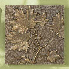 Bas-Relief Wall Art | Bas Relief Hydrostone Crosses, Brush Painted by Hand, Made in