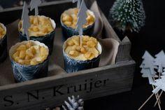Bratapfel Cheesecake Cupcakes #ichbacksmir #adventskaffee
