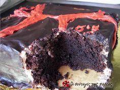 Κέικ Σοκολάτας #sintagespareas