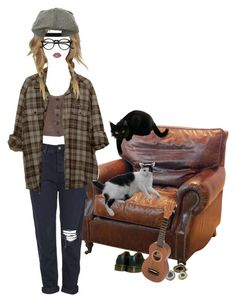 """32"" by oldmanemoji ❤ liked on Polyvore featuring Topshop, Dr. Martens and Times Two Design"