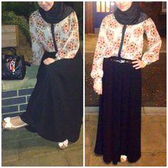 Hijab fashion hijabi style