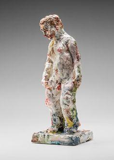 Stephen BENWELL Ceramic Sculpture Figurative, Garden Sculpture, Lion Sculpture, Contemporary Ceramics, Statue, Outdoor Decor, Animals, Art, Animales