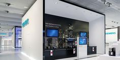 Siemens Home Appliances Trade Fair Stand IFA 2012 - [Interactive Installations] - image 1 - red dot 21: global design directory