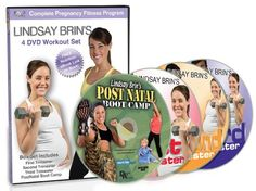 Lindsay Brin's Complete Pregnancy 4-DVD Workout Set: Cardio, Toning PLUS Yoga Moms Into Fitness http://www.amazon.com/dp/B000YA4F2K/ref=cm_sw_r_pi_dp_ADDIvb0CBBH1B