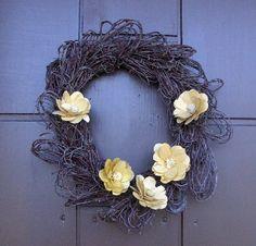 Grapevine Wreath, Grape Vines, Wreaths, Home Decor, Decoration Home, Room Decor, Vineyard Vines, Bouquet, Vines