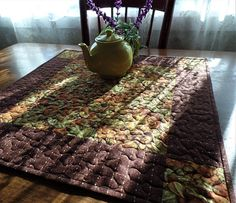 Fall Table Topper Autumn Table Topper Thanksgiving Table
