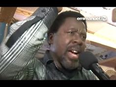 ENTER The REALM Of LIBERATION!!! | TB Joshua Prayer
