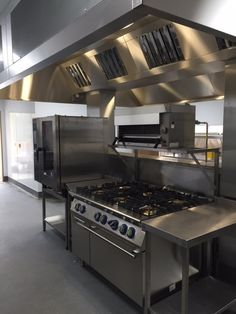 Ifse designed, built and fit-out a new presentation kitchen at DSI ...