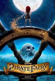 The Pirate Fairy (Video 2014) - IMDb
