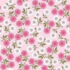SongBird Garden Pink by Carina Gardner Flower Background Wallpaper, Flower Backgrounds, Paper Background, Textile Patterns, Flower Patterns, Print Patterns, Freebies, Pink Paper, Novelty Print