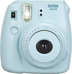 Fujifilm INSTAX Mini 8 Instant Camera (Blue) This is rated above 4 stars and stays in the best selling products online in Photo category in USA. Click below to see its Availability and Price in YOUR country.