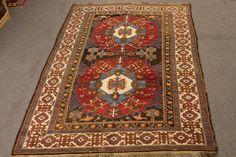 Antique Daghstan rug