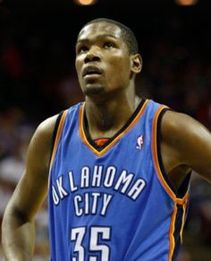 KD..not a fan of the team, but a fan of the player.