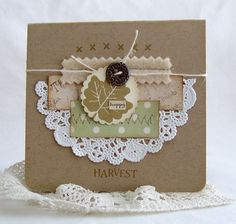 Simple and beautiful card