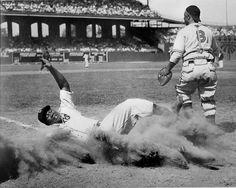 Josh Gibson Negro League Photo 8x10 Hall of Famer | eBay