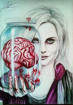 Izombie by EstefaniaJett on DeviantArt