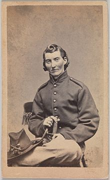 Frances Clalin Clayton was a woman who disguised herself as a man named Jack Williams in order to fight for Union forces during the American Civil War.[1] She served in the Missouri artillery and cavalry units for several months.
