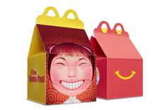 McDonald's Happy Meal (Concept) | Packaging of the World: Creative Package Design Archive and Gallery