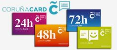 tarjeta coruña card #tourism #spain #lacoruña