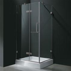 one piece shower stall 32 x 32