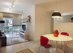 Apartamento funcional e moderno em apenas 65 m²