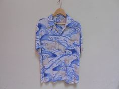 A personal favorite from my Etsy shop https://www.etsy.com/listing/519521478/oniwa-soto-hawaii-rayon-shirt-rabbit