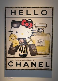 http://www.danconiacreative.com/wp-content/uploads/2011/04/hello_kitty_chanel_n.5_sean_danconia_coco_chanel_paris-6-733x1024.jpg  Awesome!!