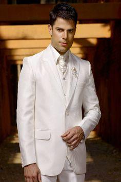 MENS VINTAGE TUDOR GOLD IVORY WEDDING DRESS SUIT WAISTCOAT VEST ALL SIZES D1