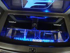 Rockford Fosgate POWER! Installed in a 2011 Lexus ISF