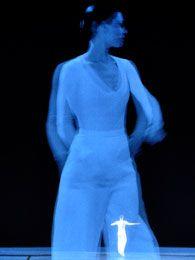 Ballet de l'Opéra de Lyon : Lucinda Childs's choreography for Philip Glass and Robert Wilson's work Einstein on the Beach
