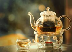 If man has no tea in him, he is incapable of understanding truth and beauty. ~Japanese Proverb
