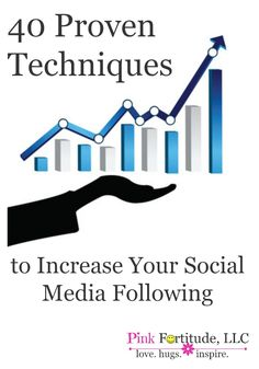 40 Proven Techniques To Increase Your Social Media Facebook Marketing, Business Marketing, Content Marketing, Online Marketing, Social Media Marketing, Online Business, Digital Marketing, Marketing Flyers, Google Plus