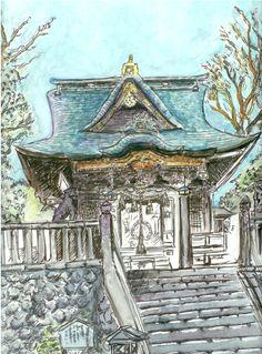 Shirahata Temple (Fujisawa.Japan)