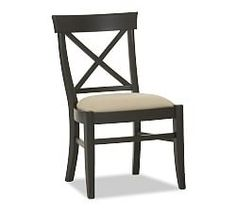 Kitchen Chairs, Counter Stools & Fabric Dining Chairs | Pottery Barn
