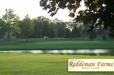 $19 for 18 Holes with Cart, Range Balls and a $2 Token Good Towards Food or Pro Shop Merchandise at Reddeman Farms Golf Club in Chelsea, #Michigan. #Golf