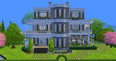 Quiet Girl Games: Garden District Mansion