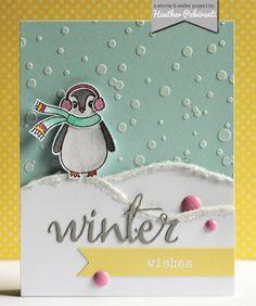 October Release | Premiere of Stampets: Penguin   Stampets: The Gift   Stampets: TurkeyWinnie