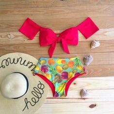 Cute Swimsuits, Cute Bikinis, Cool Outfits, Fashion Outfits, Womens Fashion, Bikini Outfits, Beach Ready, Babydoll Lingerie, Woman Beach