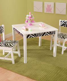 Funky Fun Table U0026 Chair Set By KidKraft #