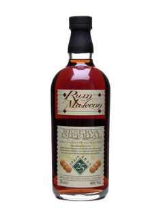 Malecon Reserva Imperial / 25 Year Old Rum