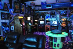 COOL SPACES: Ultimate game room