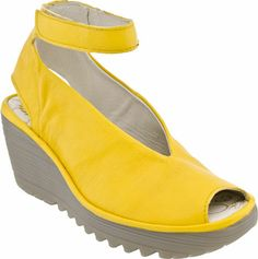 Fly London bright cheerful shoes! Love them!