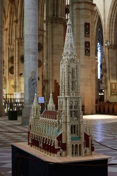 LEGO Ulmer Dom The Effective Pictures We Offer You About lego blocks photography. Lego Building, Building Design, Legos, Lego Pictures, Architecture Panel, Lego Blocks, Lego Castle, Lego Worlds, Fantasy