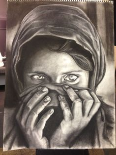 Charcoal Drawing – 75 Picture Ideas – – Art Drawing Tips Couple Drawings, Disney Drawings, Easy Drawings, Pencil Drawing Tutorials, Drawing Ideas, Drawing Tips, Pencil Drawings Of Nature, Art Painting Gallery, Wow Art