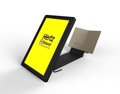 Touch Screen Home Automation, Car Rental, Touch