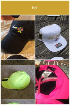 Women's Nike Hat Very cute and great for any occasion! Never worn! Up Hairstyles, Nike, Hair Styles, Hats, Accessories, Women, Fashion, Hair Plait Styles, Moda