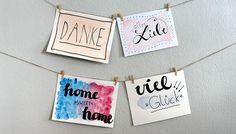 Wir zeigen Dir Buchstabe für Buchstabe die Kunst des Handletterings » Kalligrafie ✔ Druckbuchstaben ✔ kostenlose Übungsblätter und Vorlagen zum Downloaden ✔