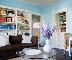 Colores en una casa