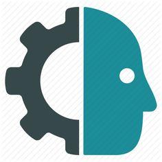 Automatic, cyber, cyborg, head, robo, robot, robotics icon | Icon ...
